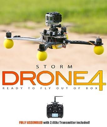STORM Drone 4 Flying Platform