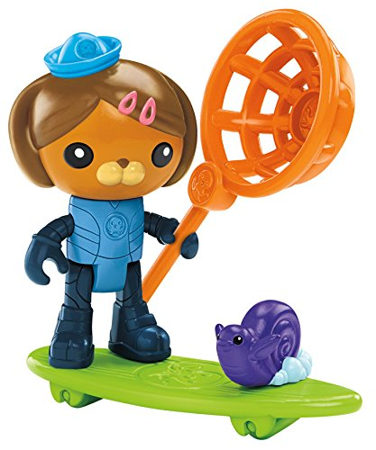 Fisher-Price Octonauts Dashi and The Surfer Snail - 1