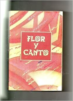 flor y canto libro pdf