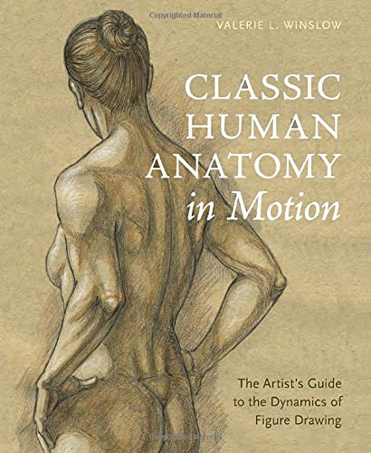Classic Human Anatomy in Motion: The Artist's Guide to the Dynamics of Figure Drawing (Human Figure In Motion compare prices)