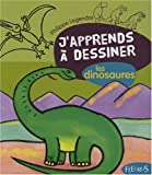J'apprends  dessiner les dinosaures  + 2 transferts pour T-Shirt en cadeau