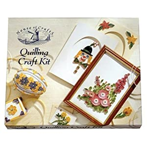 house of crafts kit bandes papier quilling loisirs cr atifs d butant fabrication carte marque. Black Bedroom Furniture Sets. Home Design Ideas