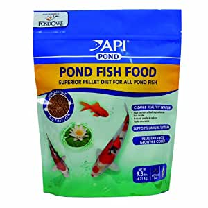 Api pond fish food 9 3 pound grocery for Amazon fish ponds