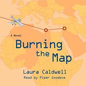 Burning the Map | [Laura Caldwell]