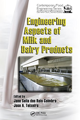Engineering Aspects of Milk and Dairy Products (Contemporary Food Engineering)From CRC Press