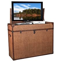Hot Sale TV Lift Cabinet for 32-47 inch Flat Screens (Raffia)