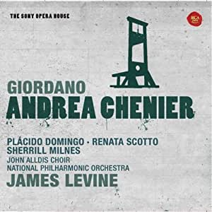 Andrea Chenier-Sony Opera House