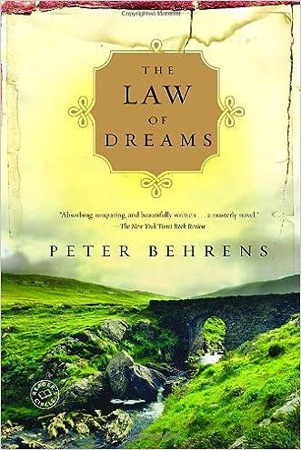 The Law of Dreams: A Novel