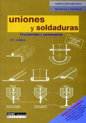 UNIONES Y SOLDADURAS
