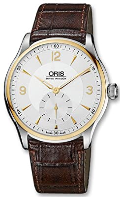 Oris Men's 396-7580-4351LS Automatic Watch