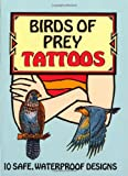 Birds of Prey Tattoos (Dover Tattoos) (048629515X) by Petruccio, Steven James