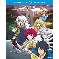 Yona of the Dawn: Part Two [Blu-ray]