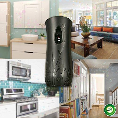 Air wick freshmatic automatic spray refill air freshener - Automatic bathroom air freshener ...