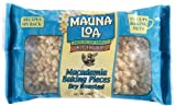 Mauna Loa Dry Roasted Macadamia Baking Pieces, 6 Oz(2pack)