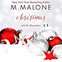 Christmas with the Alexanders Audiobook by M. Malone Narrated by Eva Kaminsky