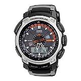 Casio Mens PAW5000-1 Pathfinder Solar Power Blue Dial Watch by Casio