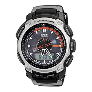 Casio Pathfinder Atomic Tough Solar Gents Sport Watch PAW5000-1