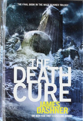 Cover of The Death Cure (Maze Runner Series #3)