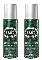 Brut Original Deodorant Spray for Men (Pack Of 2)