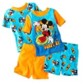 Disney Mickey Mouse & Friends Surf's Up Pajama Set