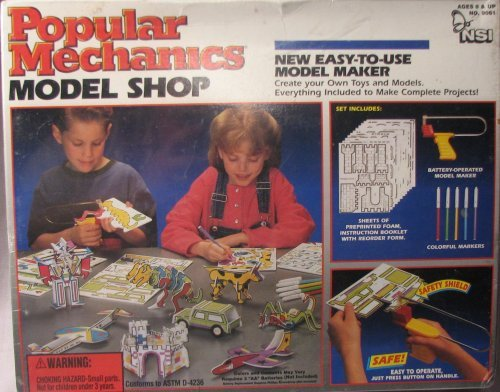 Popular Mechanics Model Shop - 1