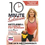 10 Minute Solution - Ultimate Kettleball Fat Burner [DVD] [2008]by ANCHOR BAY