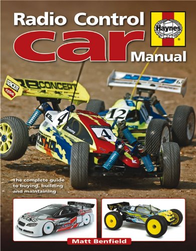 51sarbOeHwL Haynes Book Radio Control Car Manual Including an AA Microfibre Magic Mitt