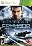Carrier Command: Gaea Mission - Xbox 360