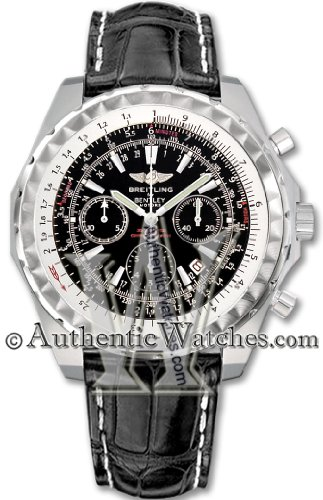 NEW BREITLING BENTLEY MOTORS T MENS WATCH A2536313/B686