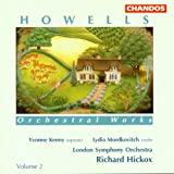 Howells: Orchestral Works Vol.2