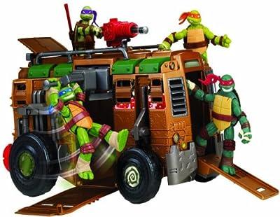 Teenage Mutant Ninja Turtles Shell Raiser Vehicle (Turtles not included)