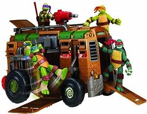 Teenage Mutant Ninja Turtles - Autocaravana Shell Raiser de las Tortugas Ninja