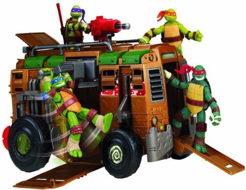 Giochi Preziosi - Ninja Turtles, Camion Shell Raiser