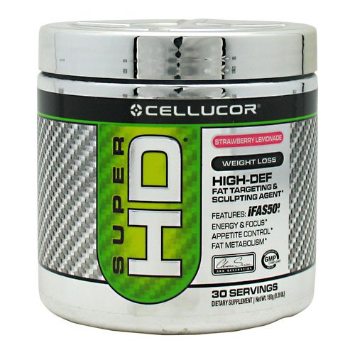 Cellucor Super Hd Strawberry Lemonade 30 Servings