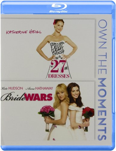 27 Dresse+bride Wars Bd Df-sac [Blu-ray]