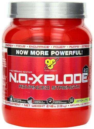 BSN  NO-Xplode, Lemon Lime, 2.48 Pound