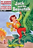 img - for Jack and the Beanstalk (with panel zoom) - Classics Illustrated Junior book / textbook / text book