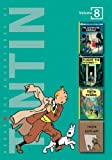 Georges Remi Hergé The Adventures of Tintin: Volume 8 (Compact Editions): The Casafiore Emerald / Flight 714 to Syndney / Tintin and the Picaros / Tintin and Alph Art: ... (The Adventures of Tintin - Compact Editions)