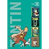 The Adventures of Tintin: Volume 8 (Compact Editions): The Casafiore Emerald / Flight 714 to Syndney / Tintin and the Picaros / Tintin and Alph Art: ... (The Adventures of Tintin - Compact Editions)by Georges Remi Herg�