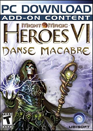 Might and Magic Heroes VI Danse Macabre Adventure Pack [Download]