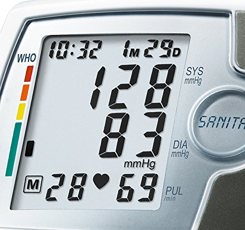 Sanitas SBM 03 Handgelenk Blutdruckmessgerät - 6