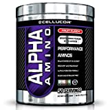 Cellucor Alpha Amino Acid Supplement with BCAA, Fruit Punch, 1.34 Pound