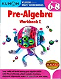 img - for Kumon Pre-Algebra Workbook I (Kumon Math Workbooks) book / textbook / text book