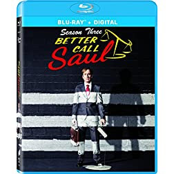 Better Call Saul - Season 03 [Blu-ray]
