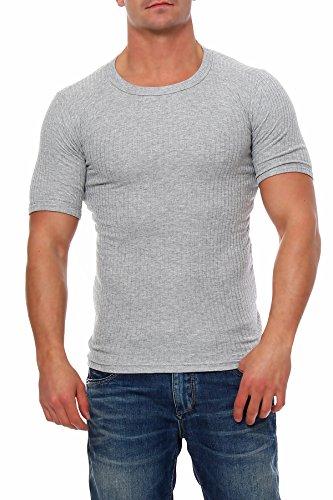 Herren Männer Thermo Unterwäsche Hemd Shirt