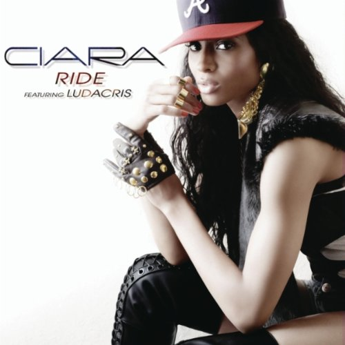 CrimsonRain.Com [Album] Ciara Ft. Ludacris - Ride (Promo CDS)