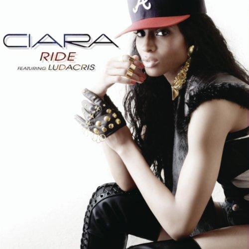 CrimsonRain.Com [Album] Ciara Ft. Ludacris - Ride (Promo CDS)