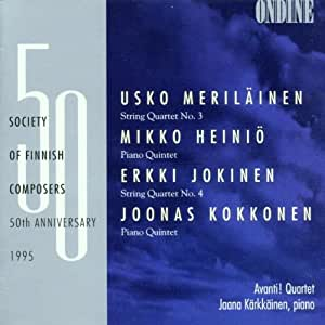 Society of Finnish Composers 1