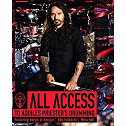 Aquiles Priester All Access Blueray [Blu-ray]