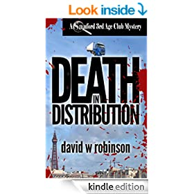 Death in Distribution (#11 - Sanford Third Age Club Mystery)